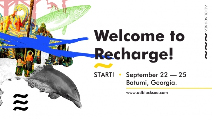 Старт Ad Black Sea 2016: Welcome to recharge!
